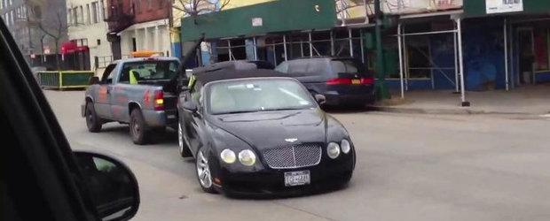 Cum sa nu tractezi un Bentley