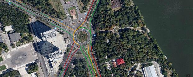 Cum sa scapi de aglomeratia din Bucuresti vazand traficul LIVE cu Google