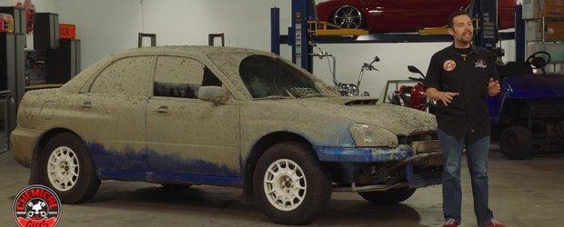 Cum sa speli cele mai murdare masini din lume