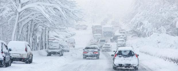 Cum sa-ti faci viata mai usoara la volan, pe timp de iarna