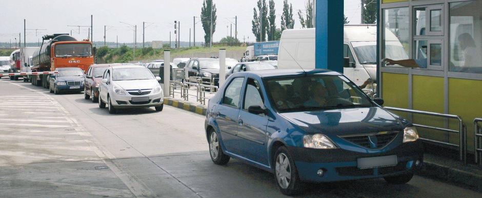 Cum se achita cel mai usor taxa de pod de la Fetesti: SMS, benzinarii sau la fata locului?
