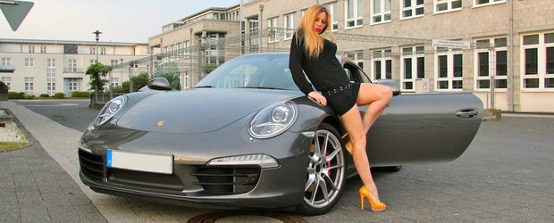 Cum se inteleg tocurile inalte cu acceleratia unui Porsche 911 Carrera 4S