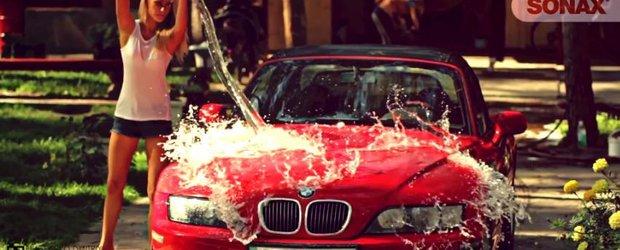 Cum se spala un BMW Z3