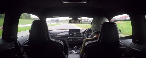Cum suna noul BMW M4 Coupe, cu si fara sistemul Active Sound Design