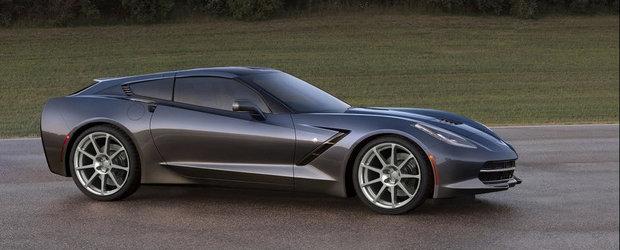 Cum ti se pare ideea unui Chevrolet Corvette Stingray Shooting Brake?