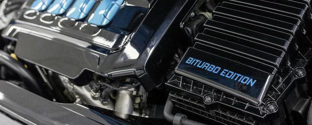 Cum ti se pare ideea unui VW Golf cu motorul 2.0 BiTDI de pe Passat?