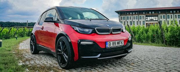 Cum vad acum masinile electrice, dupa ce am petrecut trei zile cu noul BMW i3S?