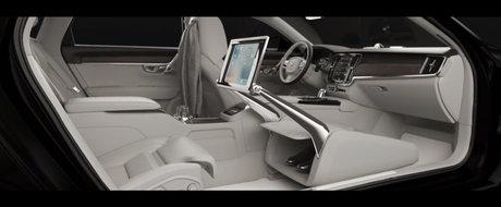 Cum vrea Volvo sa faca o masina mai luxoasa decat Mercedes S-Class