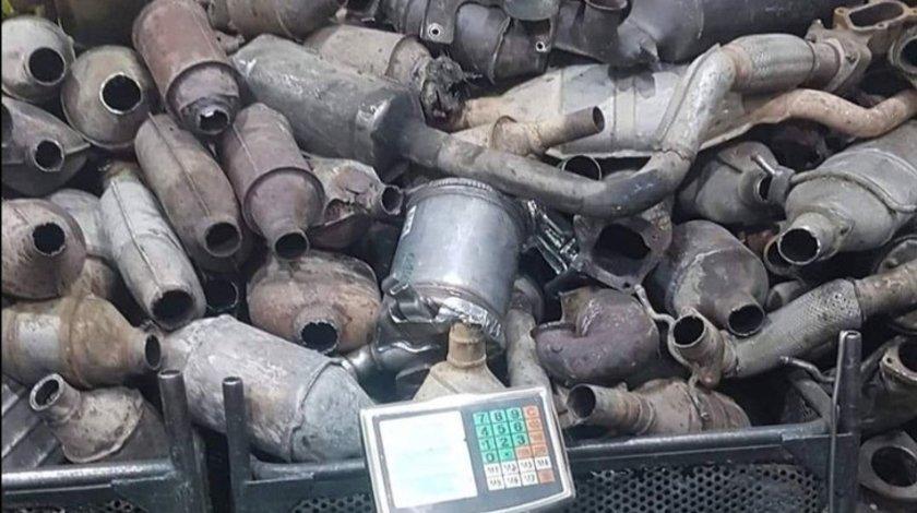 Cumpar catalizatoare Reciclez catalizatoare
