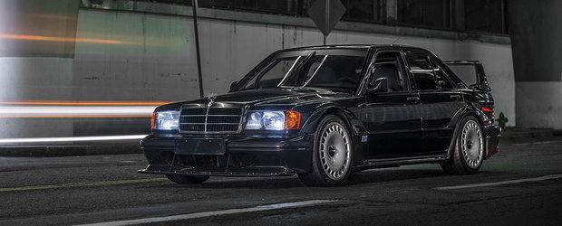 Cumpara acest superb 190 Evo II si vei deveni zeul fanilor Mercedes