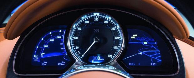 Cumpara acum una, daca-ti permiti, sau regreta mai tarziu. Productia singurei masini cu 500 km/h in bord se apropie de sfarsit
