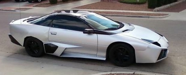 Cumpara-ti un Lamborghini Reventon in marime naturala cu doar 4000 de dolari!
