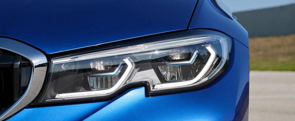 Cumperi una si mergi gratis. BMW a lansat in Romania masina care consuma doar 1,3 la suta