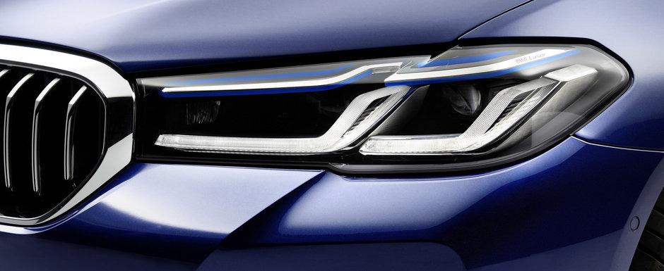 Cumperi una si mergi gratis. BMW a lansat in Romania masina care consuma doar 1.3 la suta