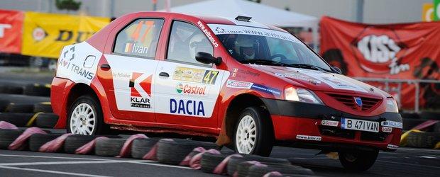 Cupa Dacia in CNR Dunlop - Viorel Ivan este deja campion