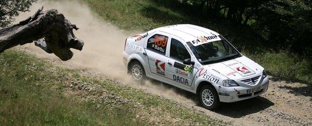 Cupa Dacia la prima etapa de macadam din actualul sezon al CNRD