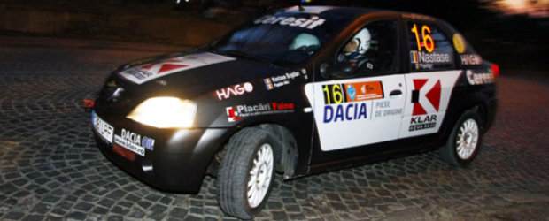 Cupa Dacia: Raliul Clujului, un potential duel intre Bogdan Nastase si Viorel Ivan