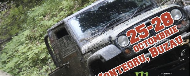 Cupa GTC 2012 la off-road: fueled by Monster Energy Romania