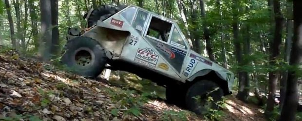 Cupa GTC la off-road: video teaser