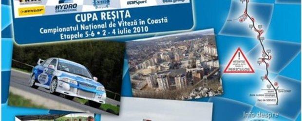 CUPA RESITA - Etapele 5-6 din CNVC, pe 2 si 4 Iulie 2010