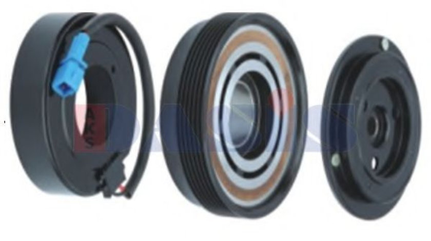 Cupla magnetica, climatizare VW LT II caroserie (2DA, 2DD, 2DH) (1996 - 2006) AKS DASIS 855004N piesa NOUA