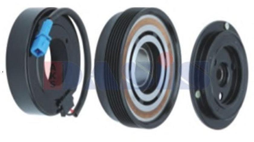 Cupla magnetica, climatizare VW TRANSPORTER IV platou / sasiu (70XD) (1990 - 2003) AKS DASIS 855004N piesa NOUA