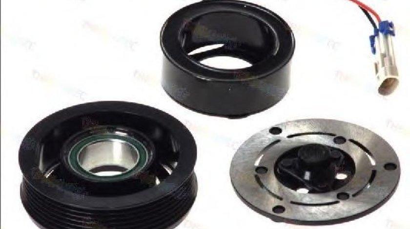 Cupla magnetica compresor AC OPEL MERIVA (2003 - 2010) THERMOTEC KTT040069 produs NOU