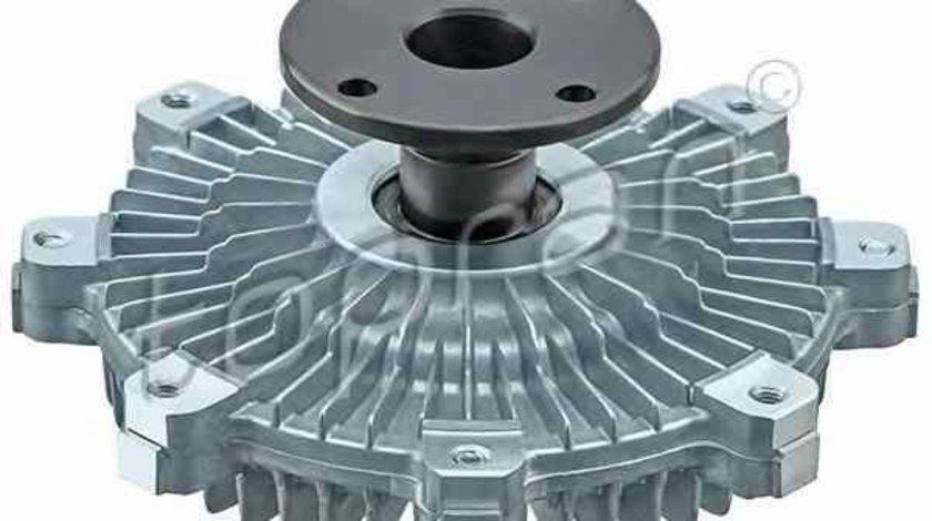Cupla ventilator radiator / Vascocuplaj KIA SORENTO I JC TOPRAN 820 842