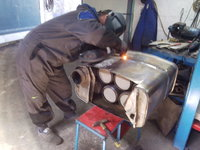 Curatare filtru particule CAMION AUTOCAR UTILAJE