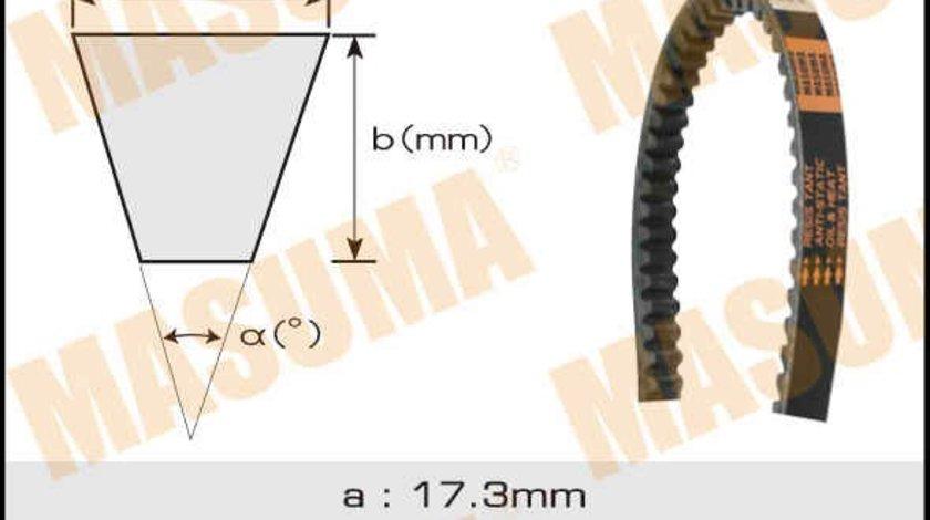 Curea 17.3X12.3X1245MM Kft Auto
