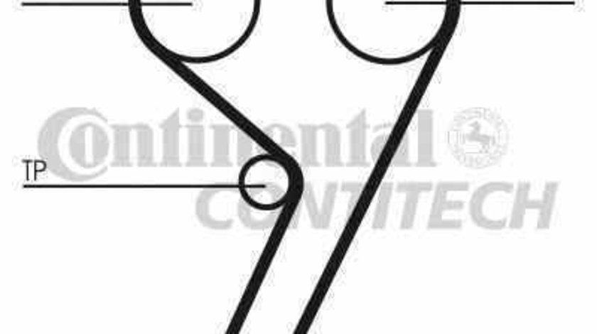 Curea de distributie FORD FOCUS II combi DA CONTITECH CT881