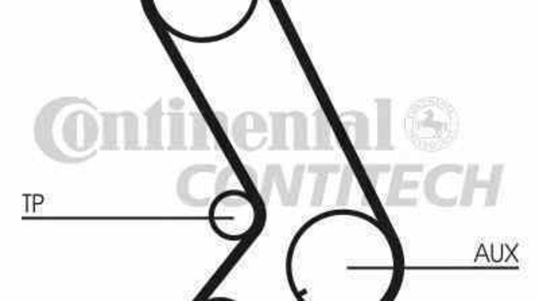 Curea de distributie HONDA CIVIC V Hatchback EG CONTITECH CT773