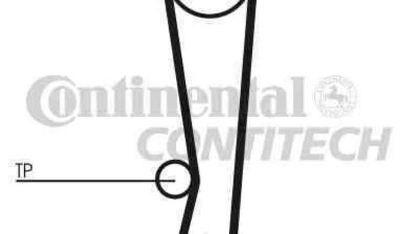 Curea de distributie HONDA JAZZ I (AA) CONTITECH CT569