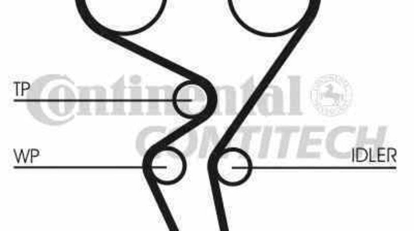 Curea de distributie OPEL ASTRA F hatchback 53 54 58 59 CONTITECH CT724