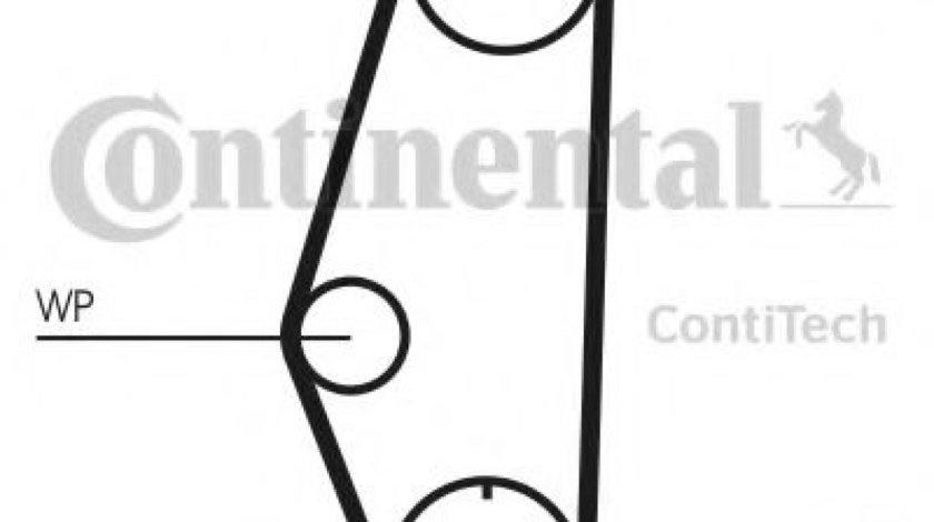 Curea de distributie VW VENTO (1H2) (1991 - 1998) CONTITECH CT629 piesa NOUA