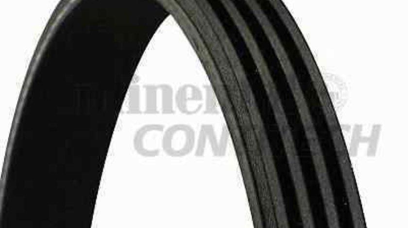 Curea transmisie cu caneluri AUDI 80 (8C, B4) Producator CONTITECH 4PK855