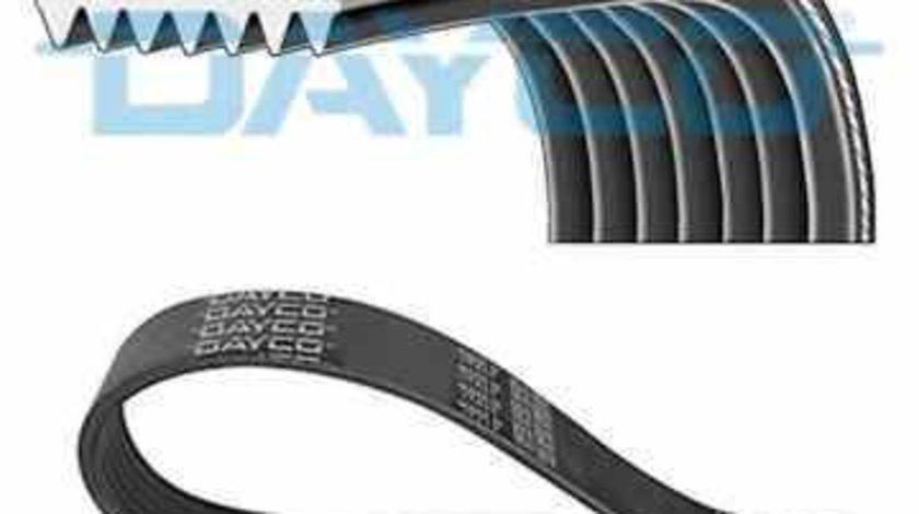 Curea transmisie cu caneluri BMW 7 E32 DAYCO 7PK1605