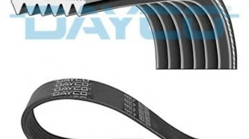 Curea transmisie cu caneluri BMW Seria 3 (F30, F35, F80) (2011 - 2016) DAYCO 6PK1004S piesa NOUA