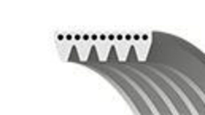 Curea transmisie cu caneluri HYUNDAI ACCENT IV limuzina (RB) (2010 - 2016) GATES 5PK1645 piesa NOUA