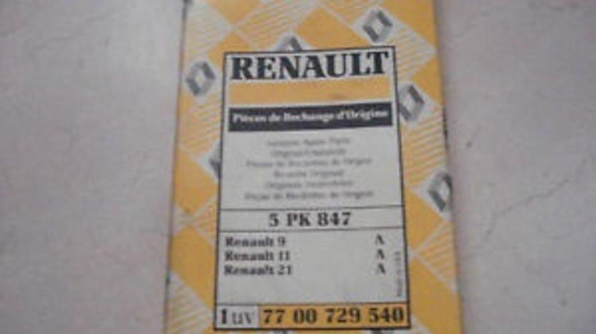 Curea transmisie OE Renault 5PK847 pentru Citroen , Fiat , Ford, Honda, Lancia , Mitsubishi, Peugeot, Toyota, Volvo , originala 7700729540 Kft Auto
