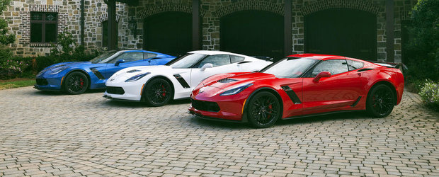 Curiozitatea Zilei: Cat costa in Europa noul Chevrolet Corvette Z06?
