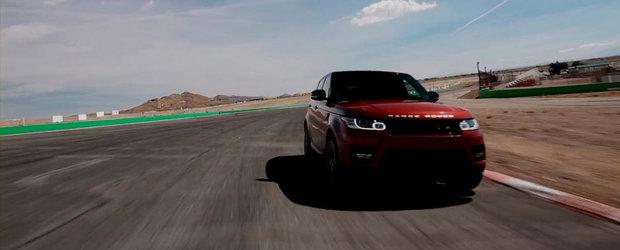 Curiozitatea Zilei: Cat de rapid e pe circuit noul Range Rover Sport?