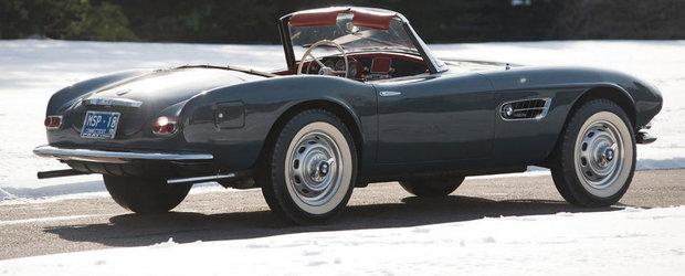 Curiozitatea Zilei: Cum arata BMW-ul care s-a vandut cu 2.4 milioane dolari