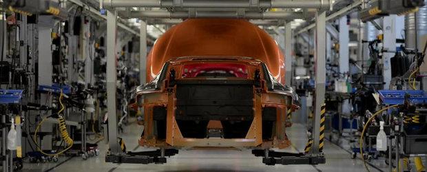 Curiozitatea Zilei: Cum ia nastere modelul Audi R8 V10 Plus