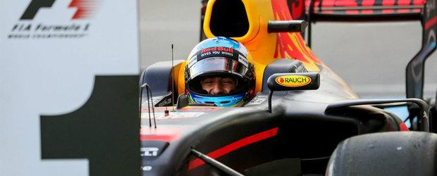 Cursa controversata in Azerbaidjan. Ricciardo a castigat, Vettel si Hamilton incep razboiul
