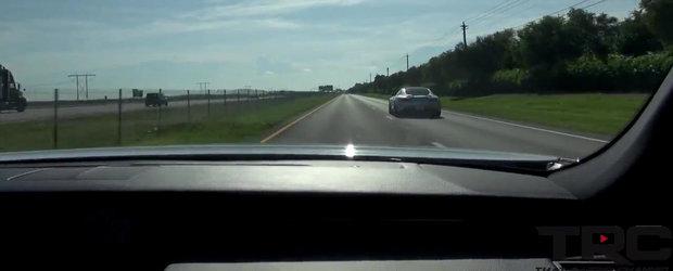 Cursa dintre Lexus RC-F si Mercedes AMG GT S nu e nici pe departe stransa