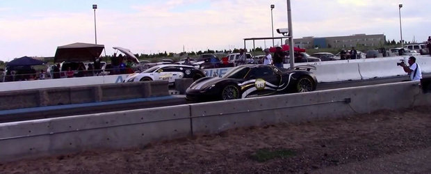 Cursa dintre Veyron SS si 918 Spyder este mult mai echilibrata decat pare