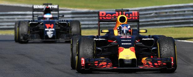 Cursa tensionata in Malaezia: Ricciardo a castigat la Sepang, iar Hamilton si Vettel au abandonat