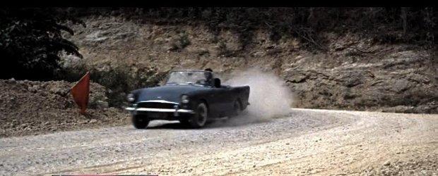 Curse de masini puse laolalta din seria James Bond