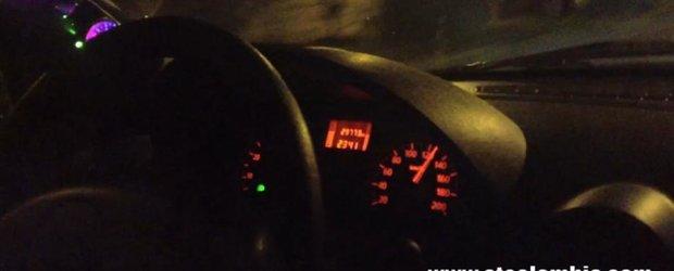 Curse ilegale: Dacia Logan 1.4 Turbo vs. Audi A4 2.0 TFSi